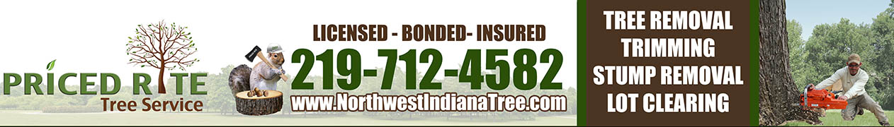 Priced Rite Tree Service of Northwest Indiana | Tree Removal | Tree Trimming | Stump Grinding